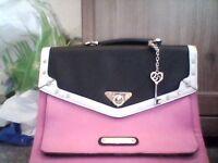 ANNA SMITH briefcase type bag