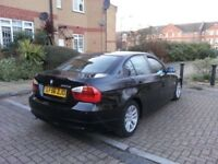 BMW 320d 2007 ONLY 2 OWNERS , SERVICE HISTORY , MOT , TAX
