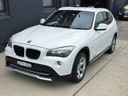 2010 BMW X1 E84 xDrive 20D White 6 Speed Automatic Wagon Peakhurst Hurstville Area Preview