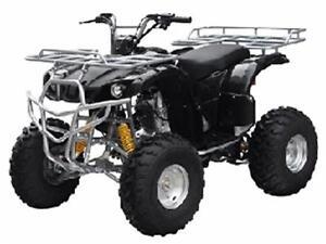GRANDE LIQUIDATION--VTT/ATV 150cc CHINOIS POUR ADO & ADULTE