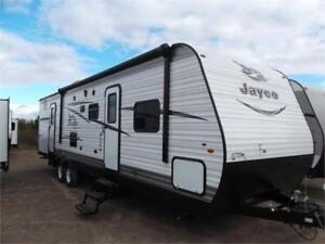 2017 CLEAROUT! 2017 JAYCO Jay Flight SLX 32BDSW travel trailer