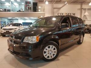 2014 Dodge Grand Caravan **ONLY 80000KM-FACTORY WARRANTY**