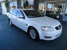 2013 Holden Commodore VE II MY12.5 Omega White 6 Speed Automatic Sportswagon Hamilton Newcastle Area Preview