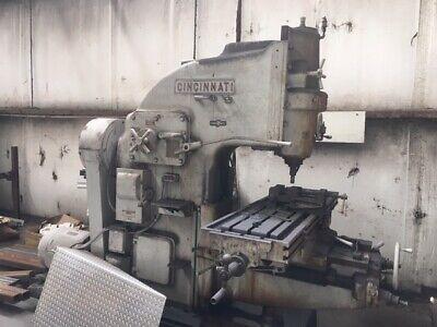 Cincinnati 4 Vertical Mill