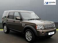 2013 Land Rover Discovery 4 TDV6 COMMERCIAL Diesel bronze Automatic