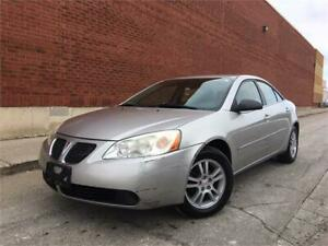 2006 PONTIAC G6 *AUTOMATIC,LOW KMS,PRICED TO SELL!!!*