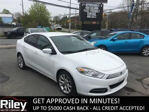 2013 Dodge Dart SXT STARTING AT $99.41 BI-WEEKLY