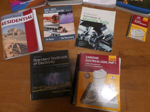 Newer Machinist and Electrical books