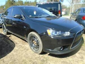 2015 Mitsubishi Lancer SE- AS IS