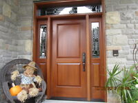 Glazing and Moulding specialist and wood finishing professionals