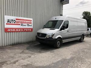 2014 MERCEDES SPRINTER 2500 EXT -- GARANTIE 1 AN / 15 000 KMS --