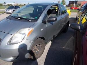 2008 Toyota Yaris CE NICE RUNNER AS-TRADED AS-IS LOCAL TRADE