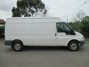 2006 Ford Transit LWB HIGH ROOF White Manual Van Hoppers Crossing Wyndham Area Preview