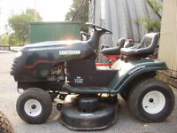 """Used Craftsman 42"""" Tractor"""
