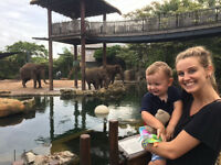 Experienced aussie nanny available from Feb/March 2017
