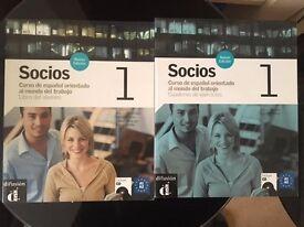 Socios - Business Spanish