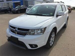 2016 Dodge Journey - with DVD player