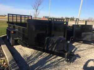 Brand New 2017 Dump Trailers-2 to choose from London Ontario image 1