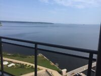 Beautiful waterfront condo in Midland