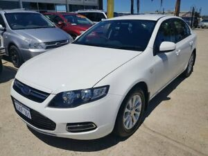 2014 Ford Falcon FG MK2 XT White 6 Speed Auto Seq Sportshift Sedan Wangara Wanneroo Area Preview