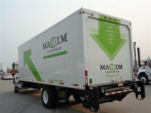 2016 International 4300 4x2, Used Dry Van Regina Regina Area image 6