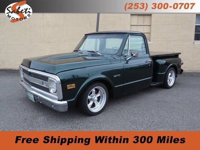 Green Chevrolet C/10 with 14,084 Miles available now!
