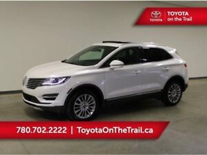 2015 Lincoln MKC 4dr AWD Sport Utility