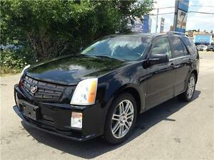 2007 Cadillac SRX, AWD, Certified, Pano Sunroof, ONLY125k