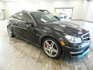 2013 Mercedes-Benz C63 AMG! Beautiful Benz - Great Price!