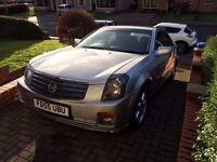 Cadillac CTS 3.6 Sports Luxury Auto UK Spec