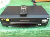 Bush video player/recorder model VCR905 as new