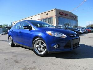 2012 Ford Focus SE *** PAY ONLY $40.99 WEEKLY OAC ***