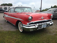 1957 PONTIAC STAR CHIEF COUPE - REDUCED TO $38000