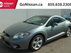 2007 Mitsubishi Eclipse GS, VERY LOW KMS, NO ACCIDENTS.