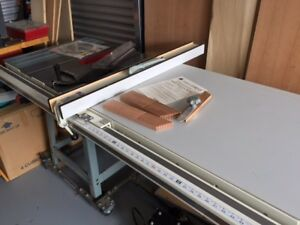 """Delta 10"""" Contractor Table Saw with great fence"""