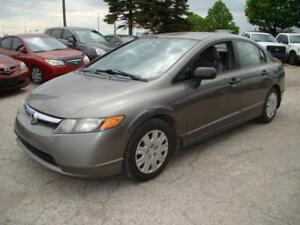 2008 HONDA CIVIC - 146K * CERTIFY