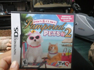 Paws & Claws Pampered Pets 2 (Nintendo DS)