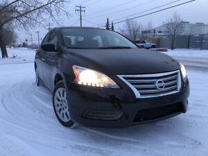"""2015 Nissan Sentra """"59K ONLY, Automatic, Inspected"""""""