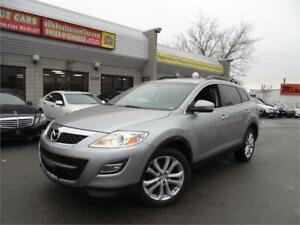 2011 MAZDA CX-9 AWD GT **LEATHER+SUNROOF+CAMERA**