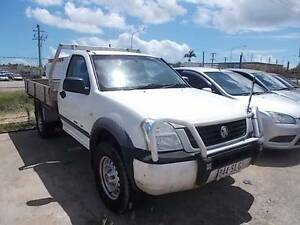 2005 Holden Rodeo Ute Mount Louisa Townsville City Preview