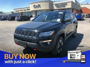2018 Jeep Compass TRAILHAWK 4X4 | NAV LEATHER SUNROOF