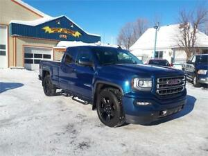 "GMC SIERRA SLE Z71 4X4 2017 ELEVATION * MAGS 20"" * 418-932-6595"