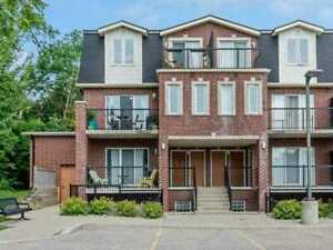 2 Storey Open Concept End unit Condo for Rent - May 4th