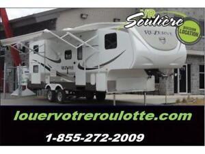 vr souliere location fifth wheel tente roulotte motorise louer