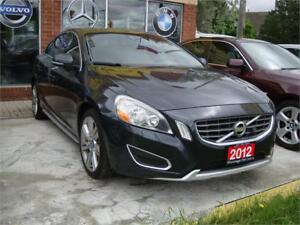 2012 Volvo S60 T5,ACCIDENT FREE,ONE LOCAL OWNER,LOADED