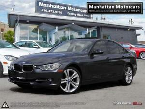2015 BMW 328i X-DRIVE SPORT PKG |NAV|ROOF|CAM|PHONE|PADDLESHIFT