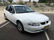 2001 Holden Commodore VX Equipe 4 Speed Automatic Sedan Lisarow Gosford Area Preview