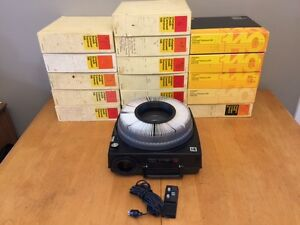Projecteur Diapo - KODAK - Slide Projector