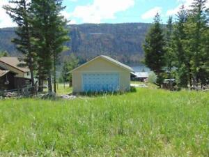 LOON LAKE! detached garage, Hydro, drilled well & foundation
