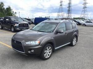 MITSUBISHI OUTLANDER LIMITED , AWD, CUIR, 7 PASSAGERS ** 5699$
